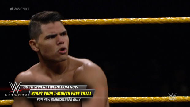 Humberto Carrillo vs. Jaxson Ryker: WWE NXT, Sept. 19, 2018