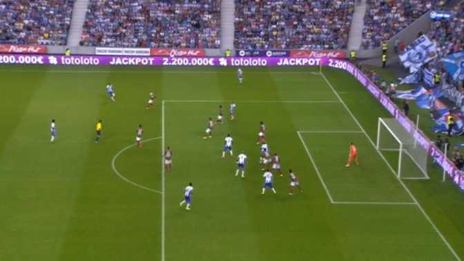 Portugal - Porto commence par une victoire