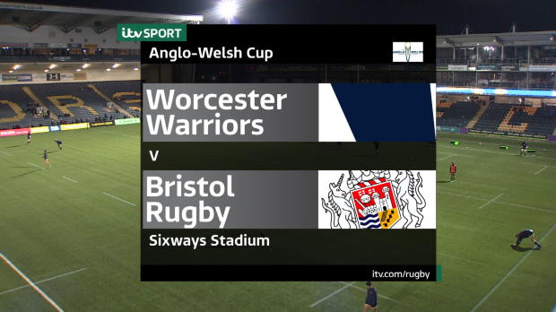 Aviva Premiership - Anglo Welsh Highlights - Worcester Warriors v Bristol Rugby