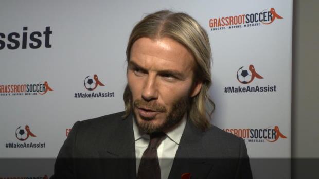 WM 2018: Beckham: England wird es schwer haben