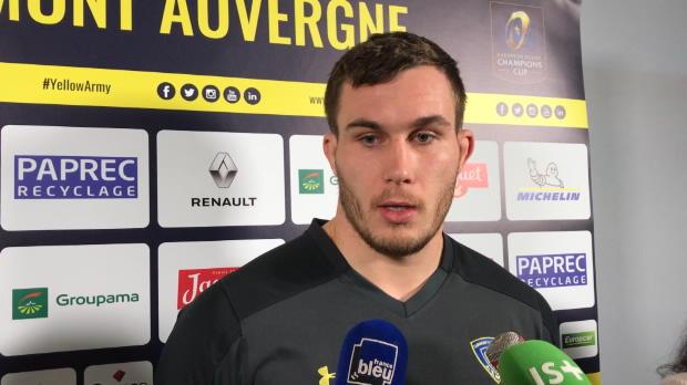 Top 14 - XV de France : Jedrasiak : 'Je respecte les choix du sélectionneur'