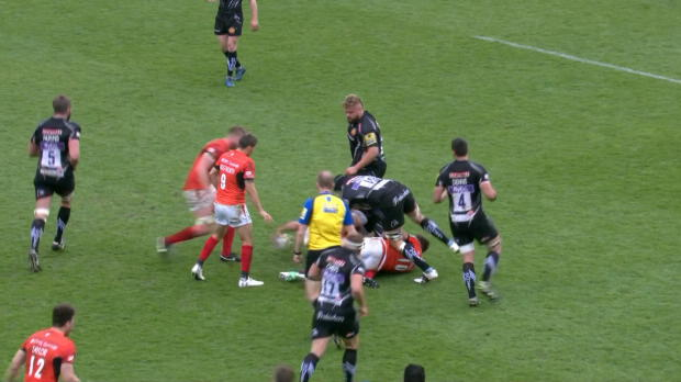 Aviva Premiership - Mike Ellery?s clinical finish against Exeter Chiefs