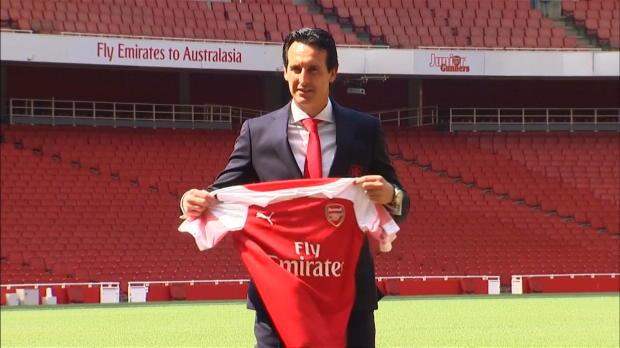 Arsenal - Les premiers pas d'Emery chez les Gunners