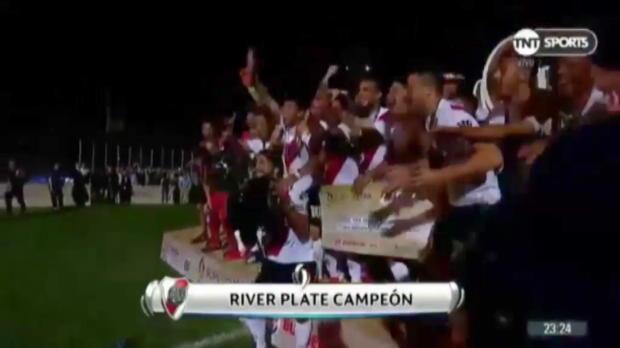 Argentinien: River gewinnt Supercopa gegen Erzrivalen