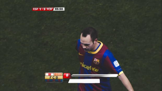 La Liga - Iniesta, la superbe tournée d'adieux