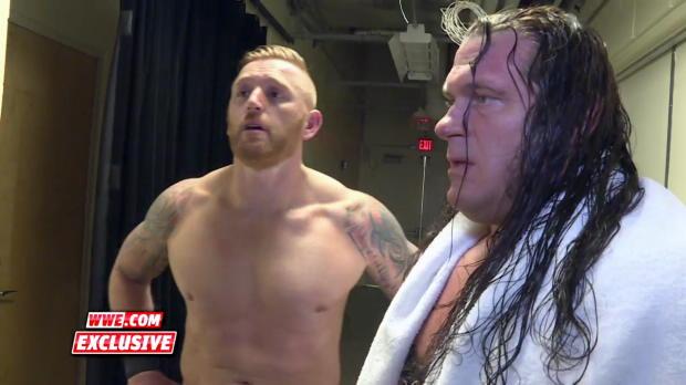 Heath Slater & Rhyno address their future as a tag team: WWE.com Exclusive, Dec. 4, 2016