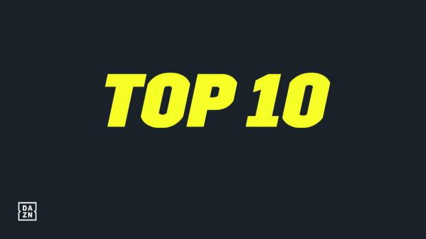 Top 10: Barca! PSG! Sampdoria!!!