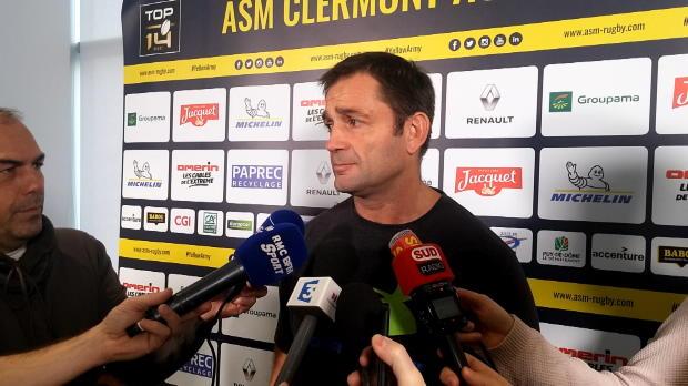 Rugby : XV de France - Azéma - ''Il y a de la profondeur''