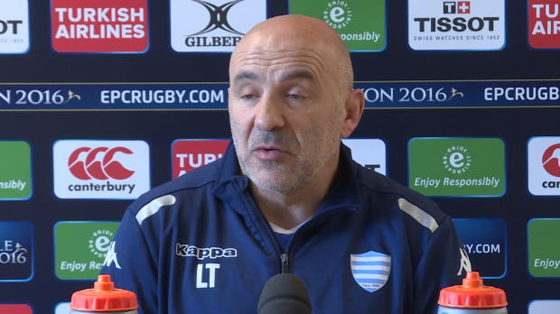 Champions Cup - Travers - 'Tr�s difficile contre Glasgow'