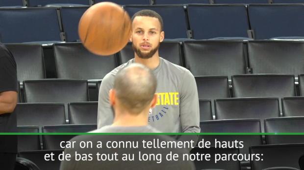 """Basket : Finale - Curry - """"Notre saison compliquée nous donne une motivation supplémentaire"""""""