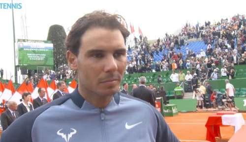 Nadal Interview: ATP Monte-Carlo Final