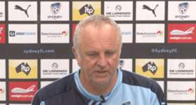 Sydney FC coach Graham Arnold is confident his side can claim this season's Westfield FFA Cup in Melbourne.