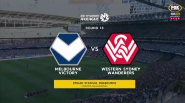 Victory v Wanderers highlights