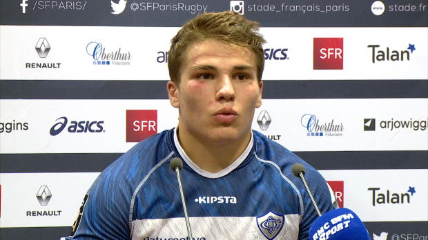 Top 14 - 4e j. : Dupont : 'On a manqu� de maitrise'