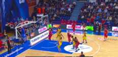 EL : CSKA Moscou 99-80 Maccabi Electra