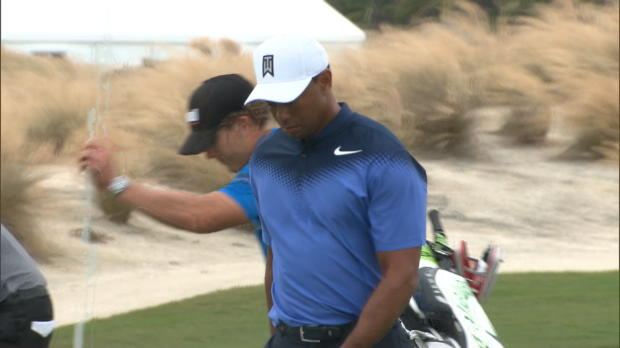 Nicklaus 'not interested' in Woods' return to golf