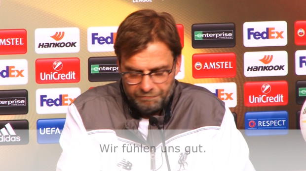 """Klopp vor Finale: """"Möchten Großes erreichen"""""""
