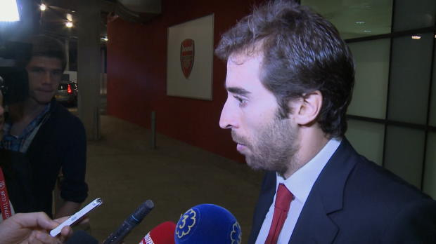 "Foot : LDC - Groupe D : Flamini : ""Une belle performance"""
