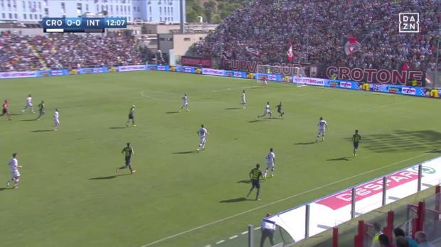 Crotone - Inter Mailand