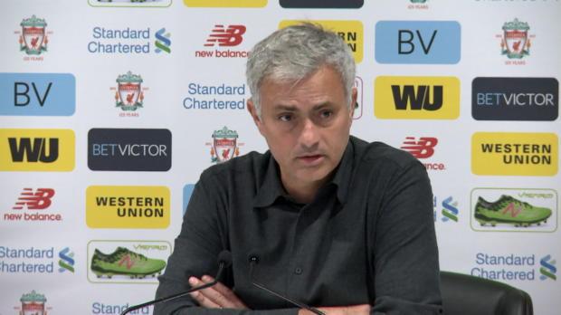 Mourinho: Schachspiel gegen Klopp verloren