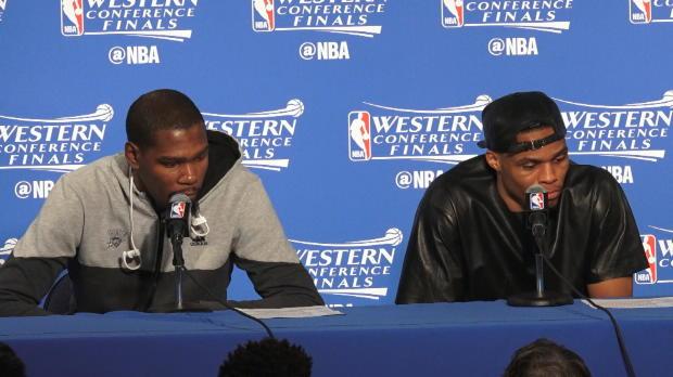 Durant: Deshalb haben wir verloren