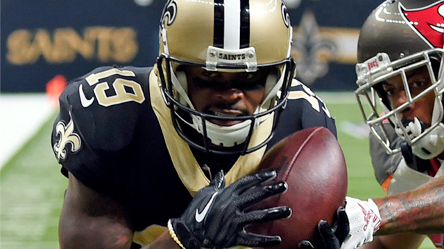 Peter Schrager: New Orleans Saints wide receiver Michael Thomas has ingredients going for 'record-breaking' season