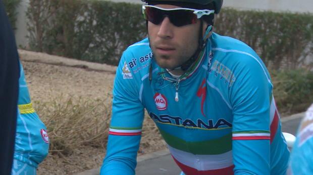 """Nibali: """"Froome tiene un estilo sistem�tico"""""""