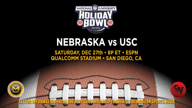 Nebraska Cornhuskers vs. USC Trojans