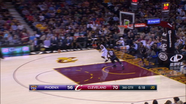 Block of the Night - LeBron James