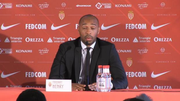 Monaco - Henry - 'Un club qui a une place dans mon coeur'