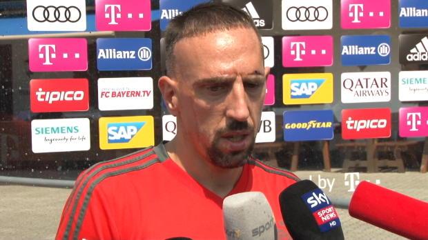 Ribery bedauert Vidal-Abgang nach Barcelona