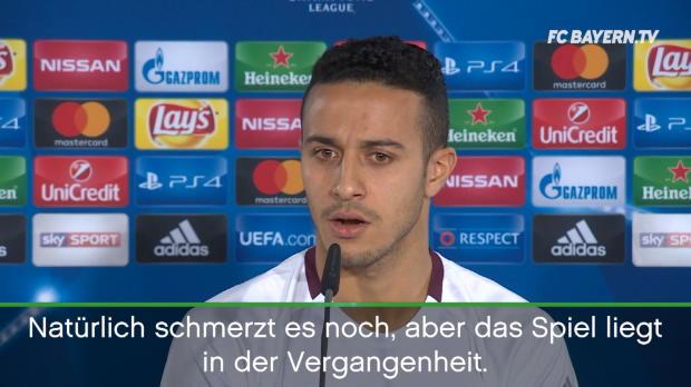 """Thiago: Verlorenes Halbfinale """"schmerzt noch"""""""