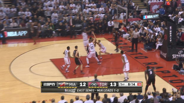 And 1 of the Night: Hassan Whiteside