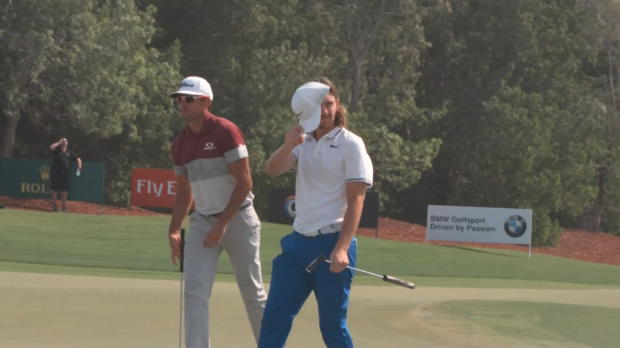 Fleetwood makes a charge in Dubai