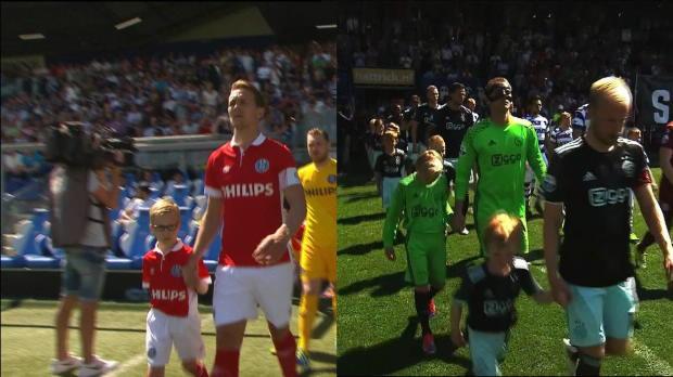 PSV vs. Ajax: Dramatischer Meister-Kampf