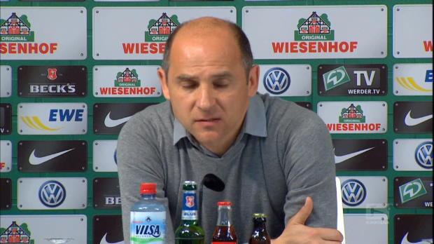 Skripnik: Ab morgen gehts um Bayern