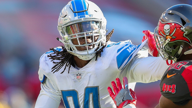Ian Rapoport explains why having defensive end Ezekiel Ansah at offseason workouts is a 'big win' for the Detroit Lions