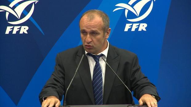 XV de France - Chiocci, Goujon et Vahaamina n'y seront pas