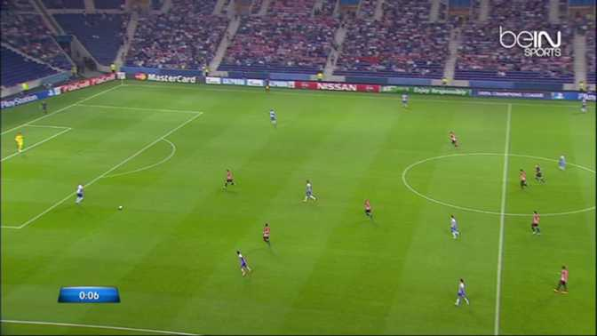 LdC : FC Porto 2-1 Athletic Bilbao