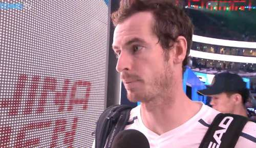 Murray Interview: ATP Beijing R2
