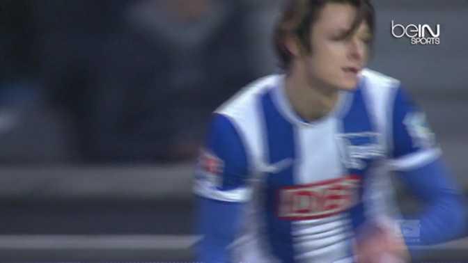 Bundes : Hertha Berlin 1-0 Dortmund
