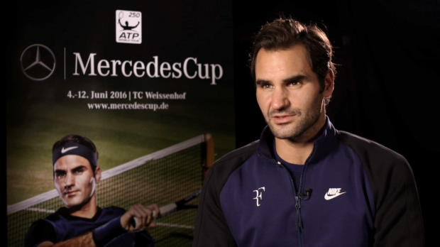 """London: Federer: """"Djoker-Sieg hervorragend"""""""