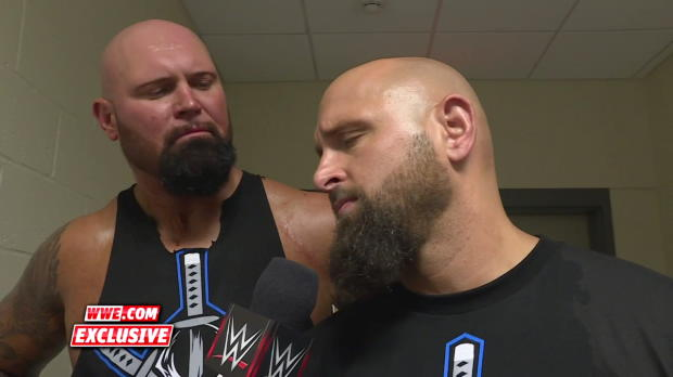"Luke Gallows & Karl Anderson vow to ""eliminate"" The New Day: WWE.com Exclusive, July 25, 2016"