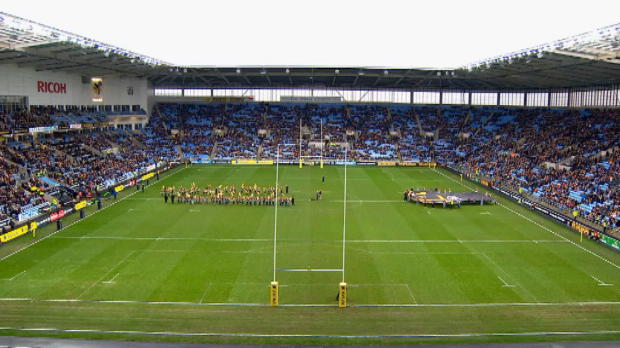Aviva Premiership - Wasps v Sarries