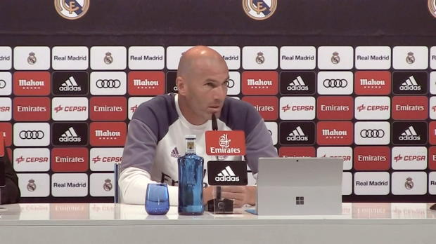 """Zidane: """"Verpflichten keine Spieler mehr"""""""
