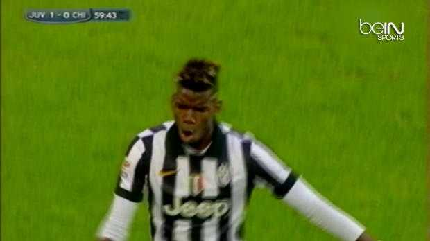 Juventus : Pogboom frappe encore