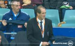 The coaches had a roller-coaster ride of emotions on the sidelines at Allianz Stadium on Sunday.