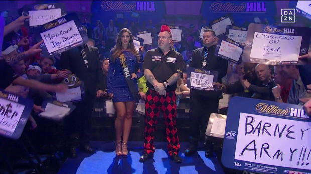 PDC World Championship - Day 11 Afternoon Session