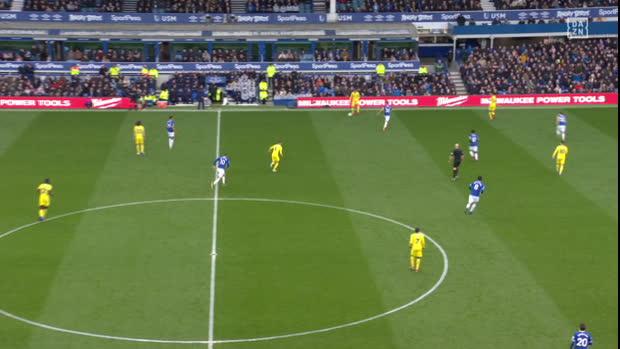 Premier League: Everton - Chelsea   DAZN Highlights