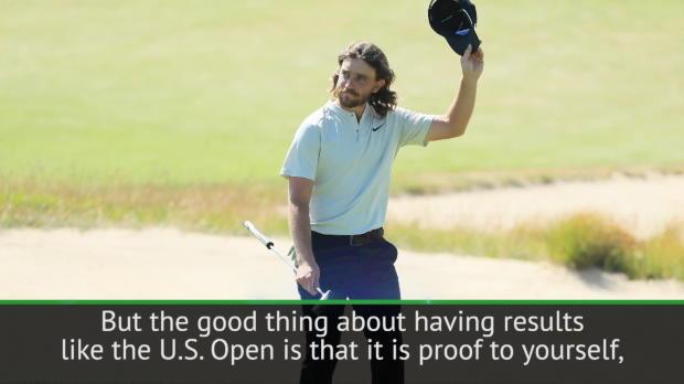 Fleetwood gaining belief from US Open performance